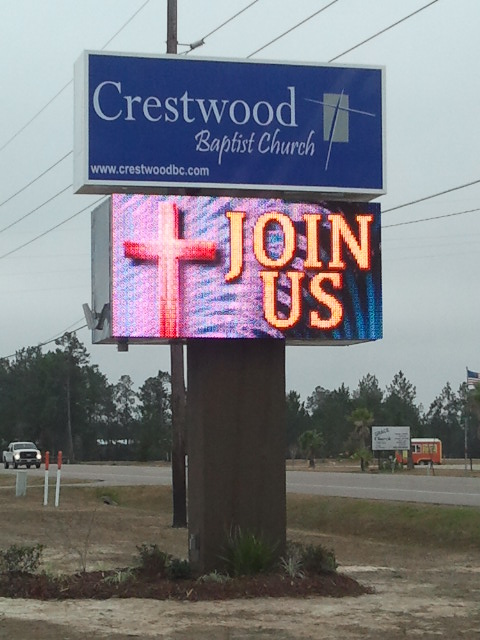 sign shop Kounze, sign company Baytown TX, church sign Nederland TX, sign design Woodville Tx, digital signs Beaumont TX