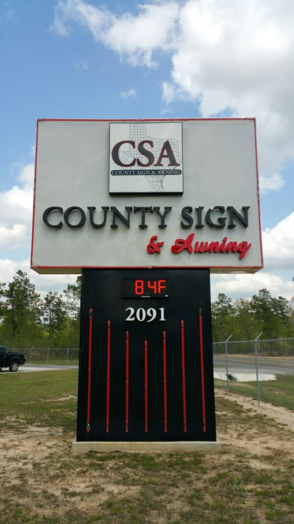 sign company Beaumont Tx, crane rental Beaumont Tx, digital signs SETX, digital signs SWLA, church signs East Texas