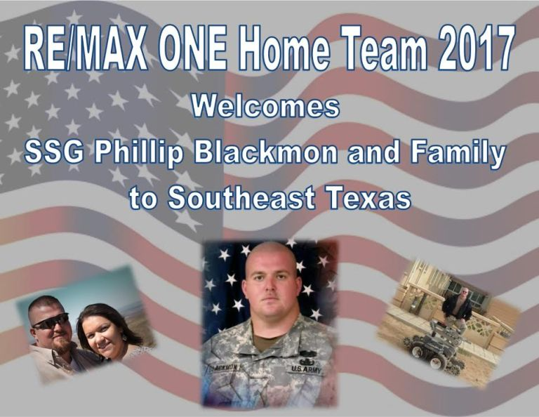 SSG Phillip Blackmon, New home for Staff Sergeant Phillip Blackmon, disabled vets Beaumont TX, disabled vets Southeast Texas, Golden Triangle veterans