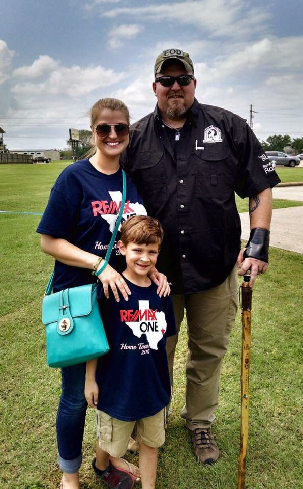 Staff Sergeant Phillip Blackmon, Christian News Beaumont, Christian News Texas, charity Beaumont, SETX fundraisers, SETX Church Guide