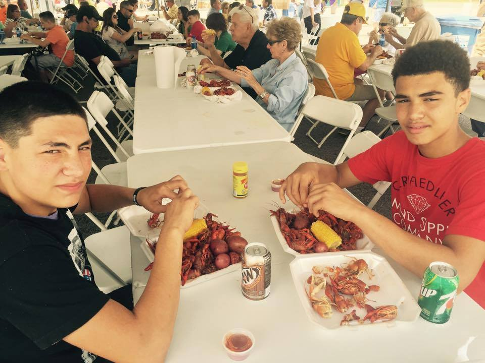 family friendly crawfish Beaumont, crawfish festival Beaumont TX, crawfish restaurant Beaumont TX, crawfish restaurant SETX, crawfish Southeast Texas, Boys Haven Crawfish Festival,