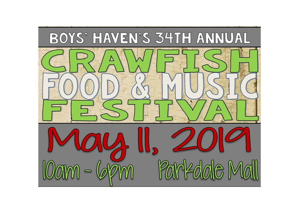 crawfish festival Beaumont TX, crawfish restaurant Beaumont TX, crawfish restaurant SETX, crawfish Southeast Texas, Boys Haven Crawfish Festival,
